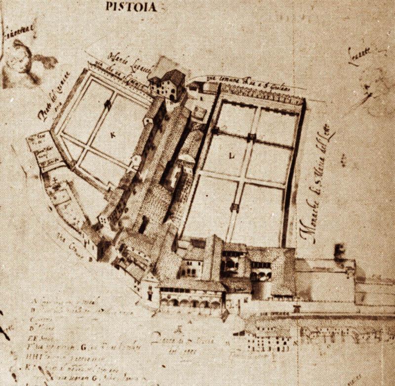 Pistoia, Ristrutturazione dell'Ospedale del Ceppo