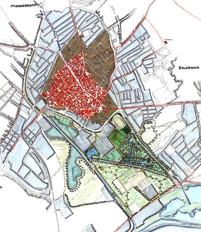 Monserrato, Piano Urbanistico Comunale