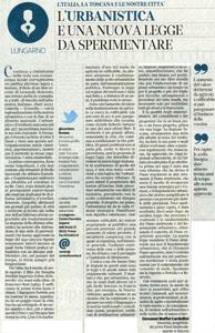 L'urbanistica e una nuova legge da sperimentare in Toscana