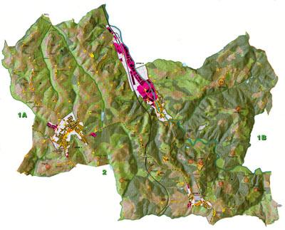 Tavarnelle Val di Pesa, Piano strutturale