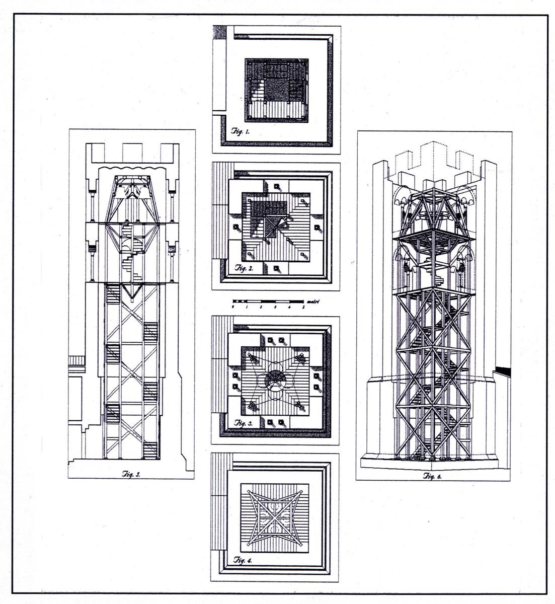 Vecchiano, Restauro Torre Trecentesca