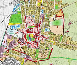 Bientina, Regolamento Urbanistico